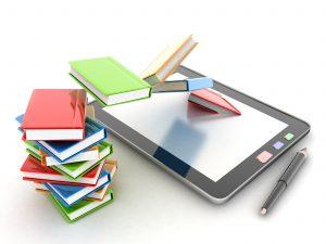 học trực tuyến qua ứng dụng di động