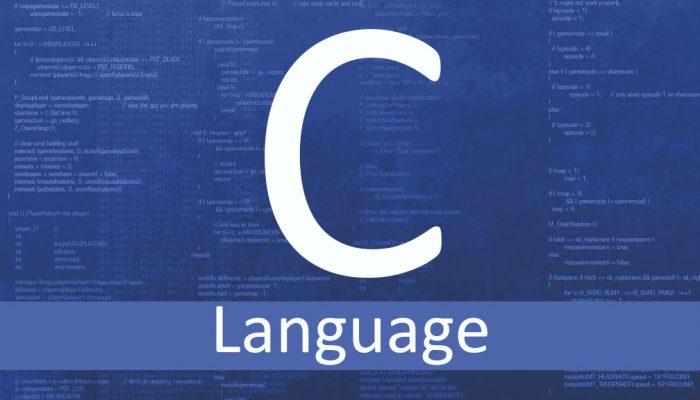 Ngôn ngữ lập trình game C