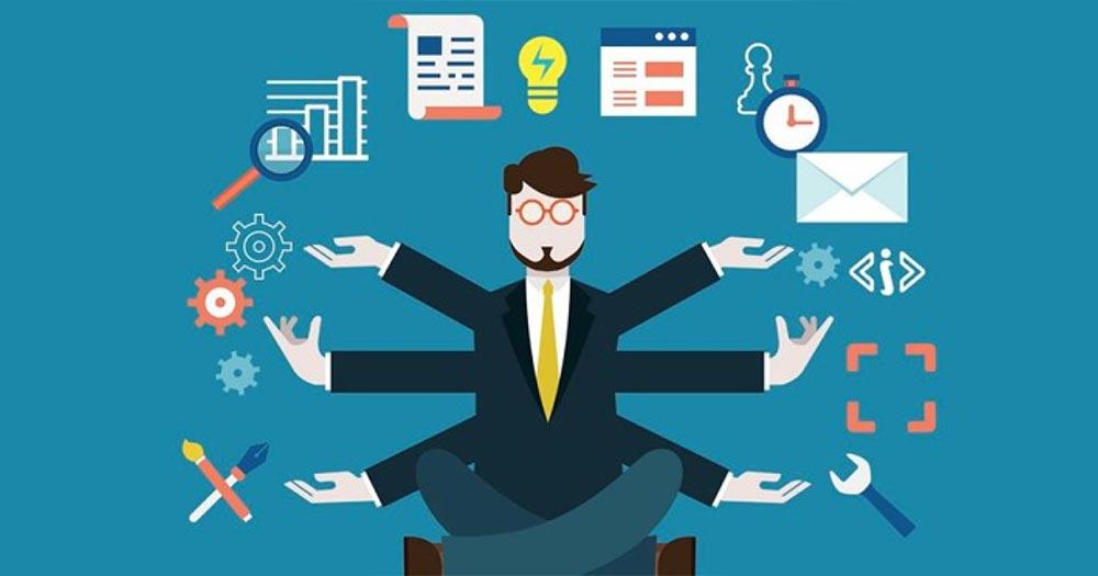 Công cụ quản lý không chỉ giúp ích cho nhà quản trị mà còn hỗ trợ tối ưu nhân viên