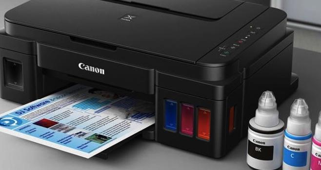 Máy in Canon Pixma G2010