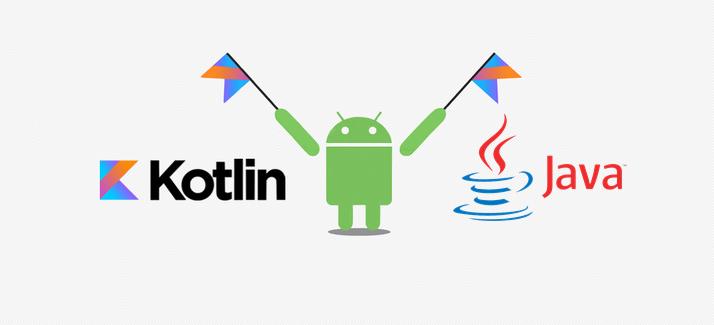 Java and Kotlin