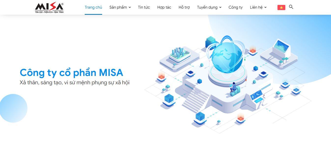 Công ty MISA
