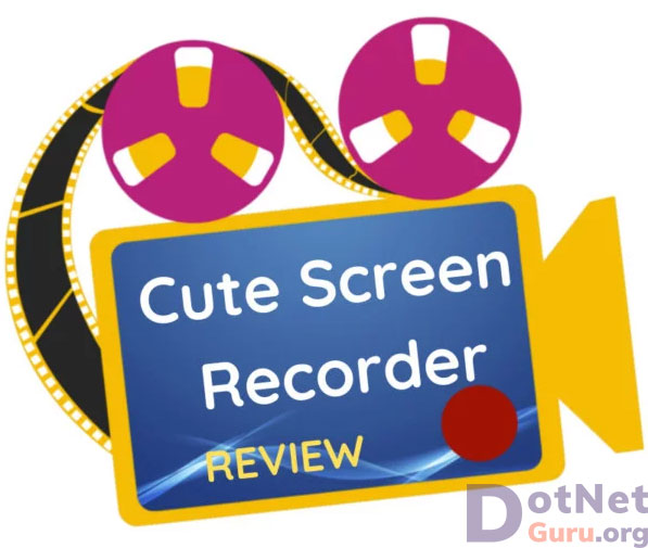Cute Screen Recorder Free