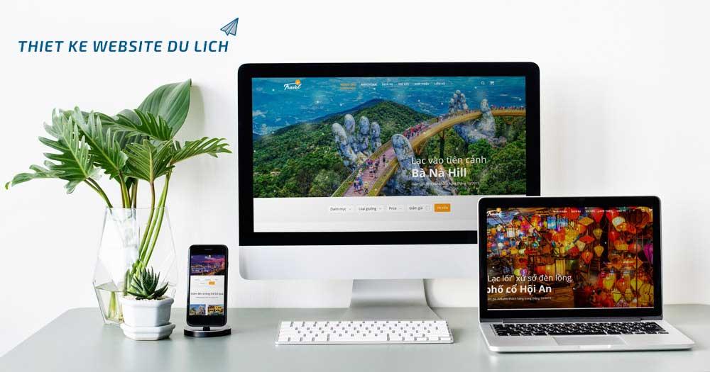 Website quản lý tour du lịch