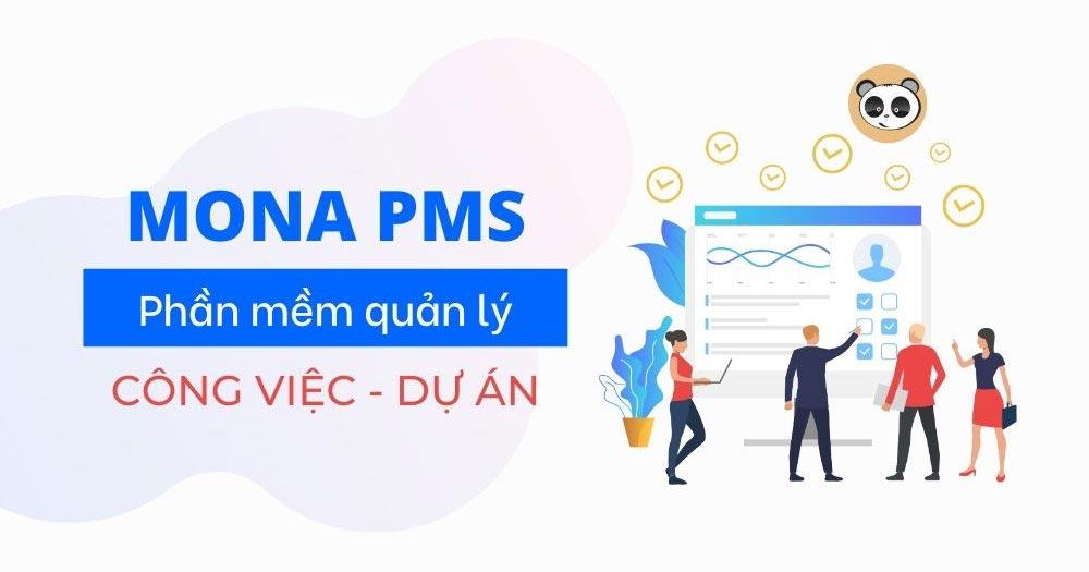 Phần mềm quản lý công việc Mona PMS