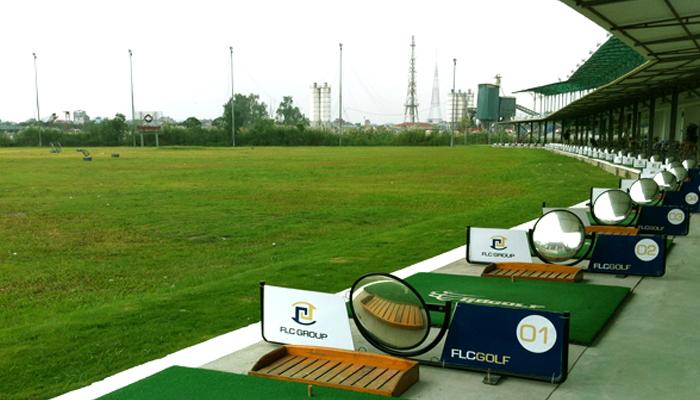 Sân tập đánh golf - FLC Mỹ Đình